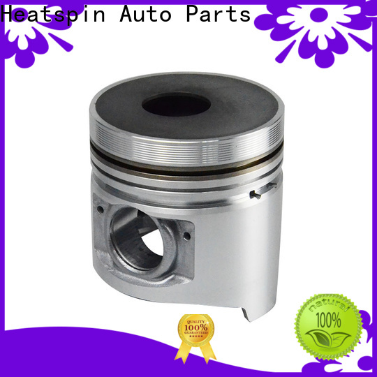 Heatspin Auto Parts engine piston material factory wholesale