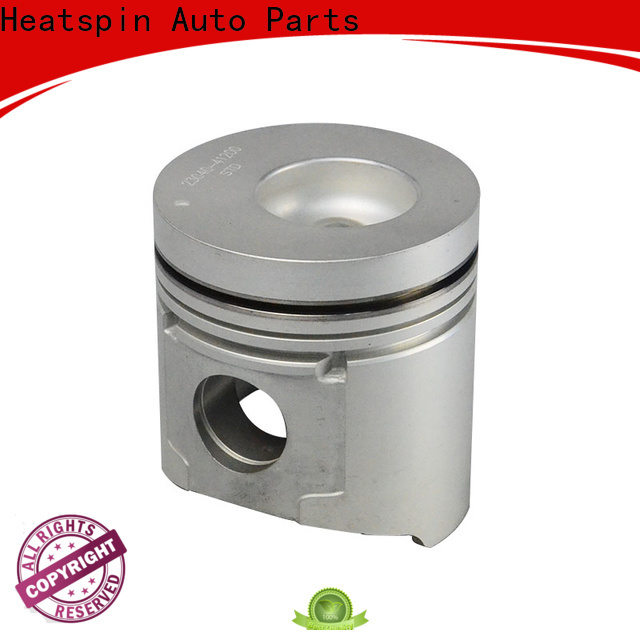 Heatspin Auto Parts high quality piston material high performance for hyundai diesel engine