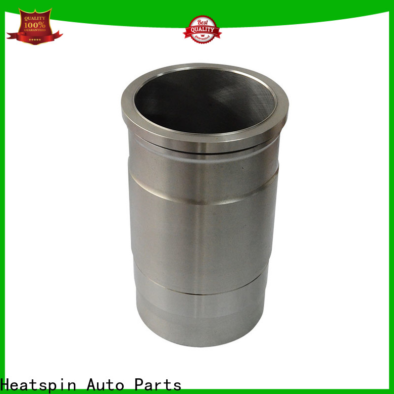 Heatspin Auto Parts high quality wet and dry cylinder liners manufacturer for sale