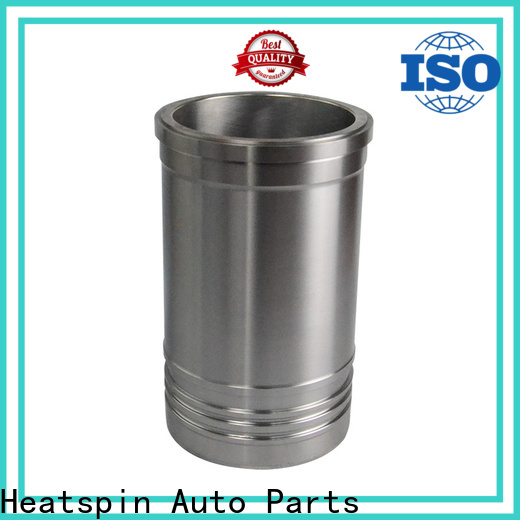 Heatspin Auto Parts cast iron cylinder sleeve with sealing rings for car