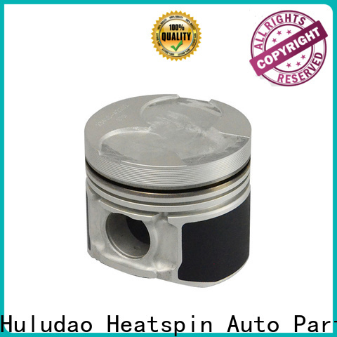 Heatspin Auto Parts piston material high performance for car