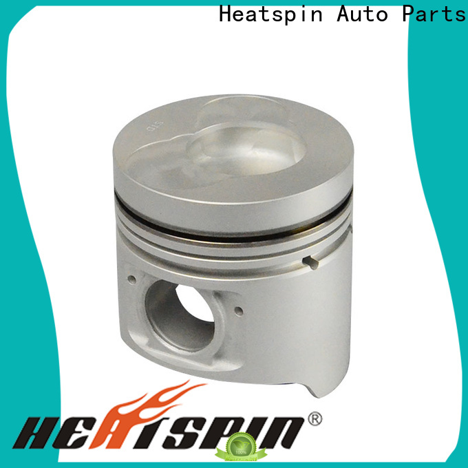 Heatspin Auto Parts piston auto with pin push for hino diesel engine