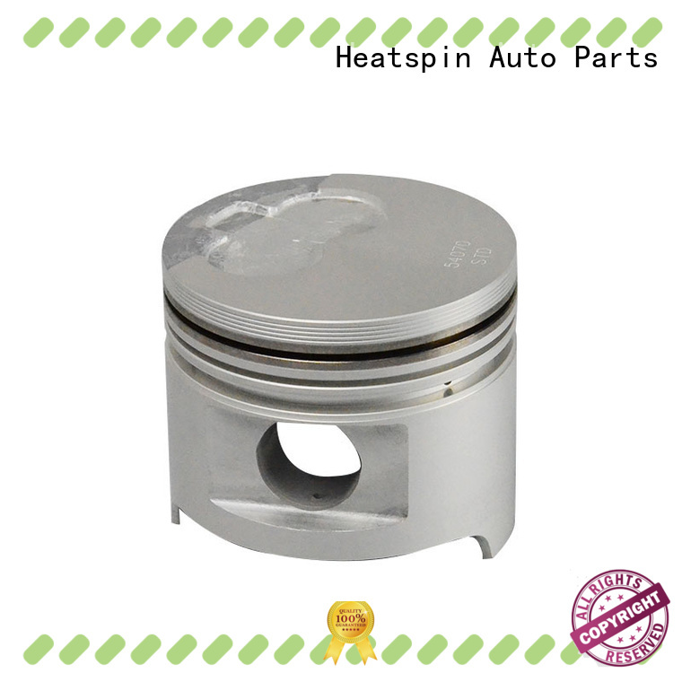 Heatspin Auto Parts high end TOYATO Piston tinned surface for toyota diesel engine