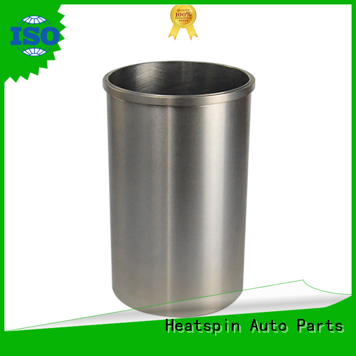 Heatspin Auto Parts designed cylinder sleeve material manufacturer for hino diesel engine