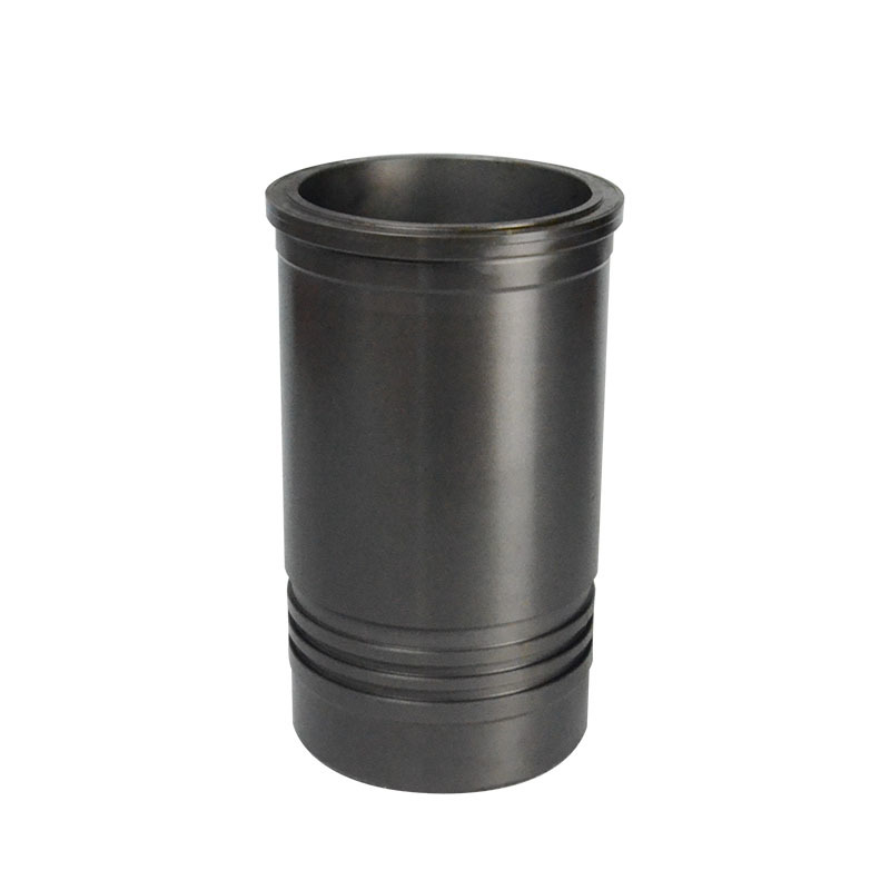 Cast iron phosphated wet cylinder liner for KOMATSU diesel engine 6D125