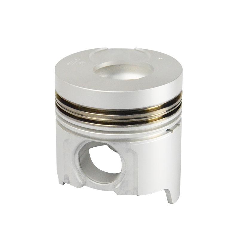 ISUZU diesel engine 6SD1 tin-plating alfin piston