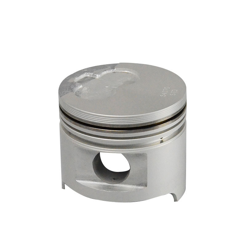 Aluminum alloy engine piston for TOYOTA