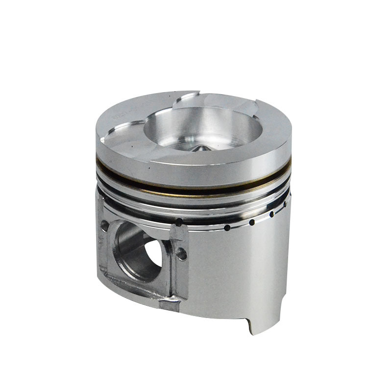 Tin-plating alfin  piston for KOMATSU diesel engine 4D95(2)