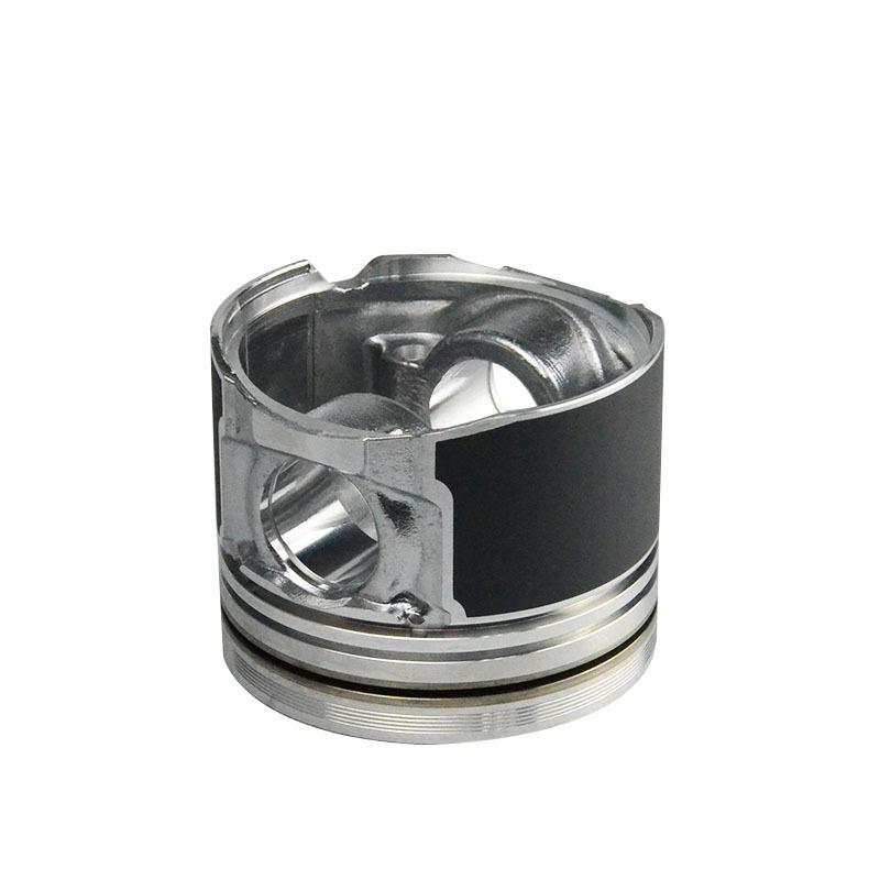 Customized KIA diesel engine JT  tin-plating alfin  piston