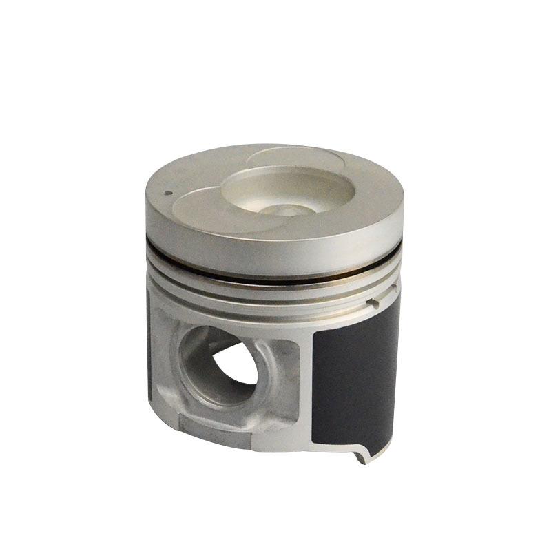 Aluminum KIA diesel engine K3600 tin-plating alfin  piston