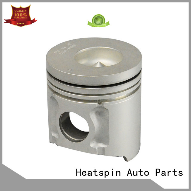 Heatspin Auto Parts forged aluminum pistons supplier for hyundai diesel engine