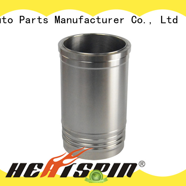 Heatspin Auto Parts 2 stroke cylinder sleeve supplier for mitsubishi diesel engine