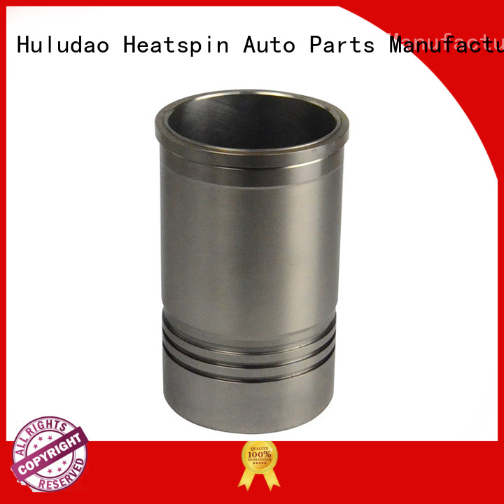 Heatspin Auto Parts steel cylinder sleeve with sealing rings online