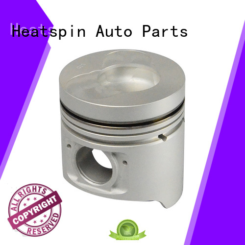 Heatspin Auto Parts latest HINO Piston supplier for hino diesel engine