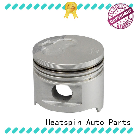 Heatspin Auto Parts efficient small engine piston for busniess for toyota diesel engine