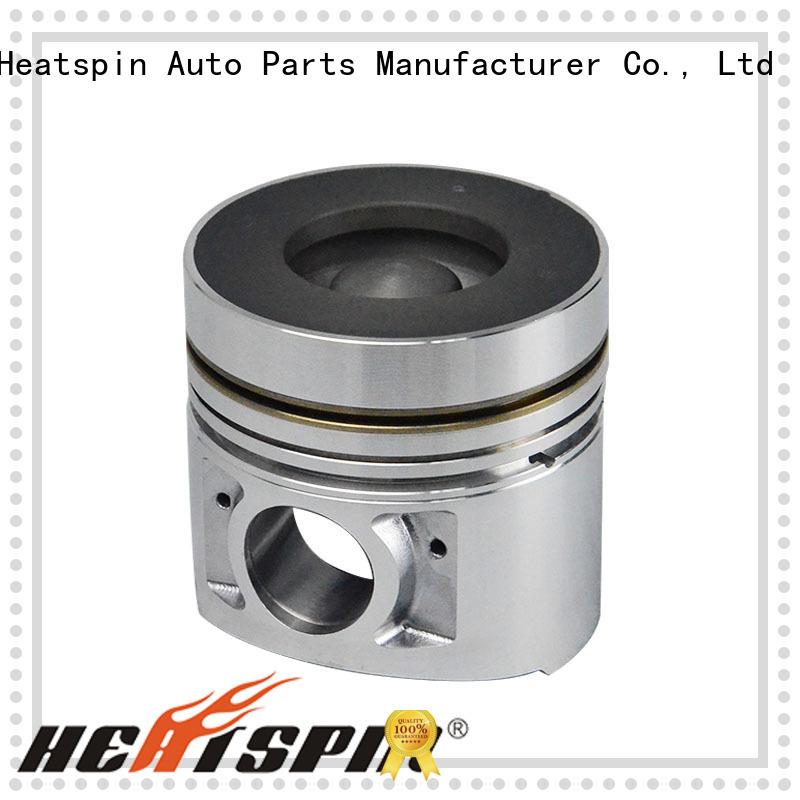 Heatspin Auto Parts NISSAN Piston with oil gallery piston for nissan diesel engine