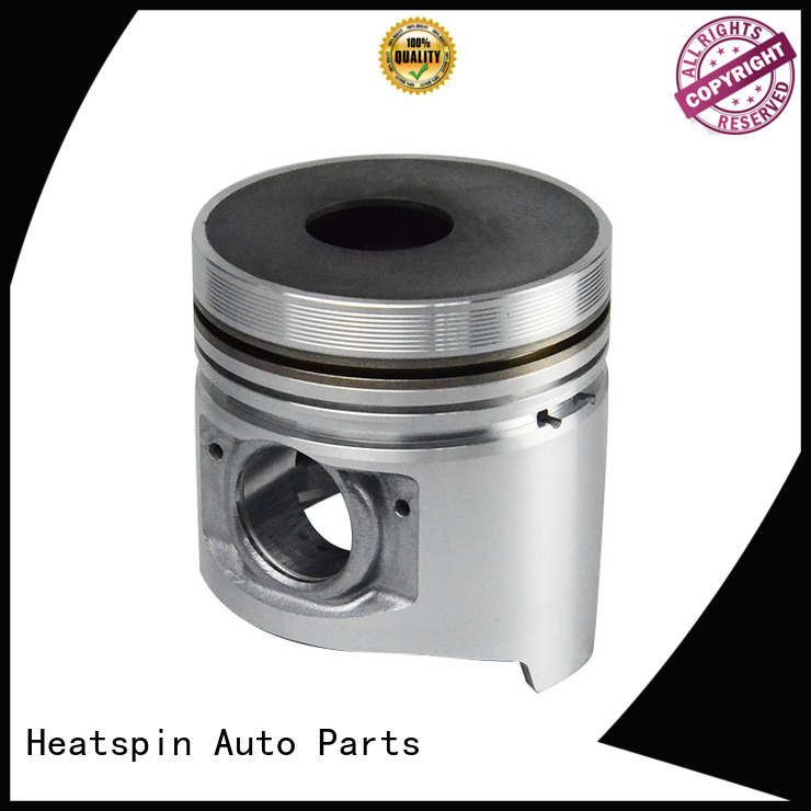 Heatspin Auto Parts forged engine piston material high performance wholesale