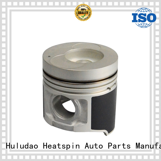 customized petrol engine piston for kia diesel engine