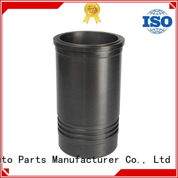 Heatspin Auto Parts phosphated KOMATSU Cylinder Liner with a metal plate for komatsu diesel engine