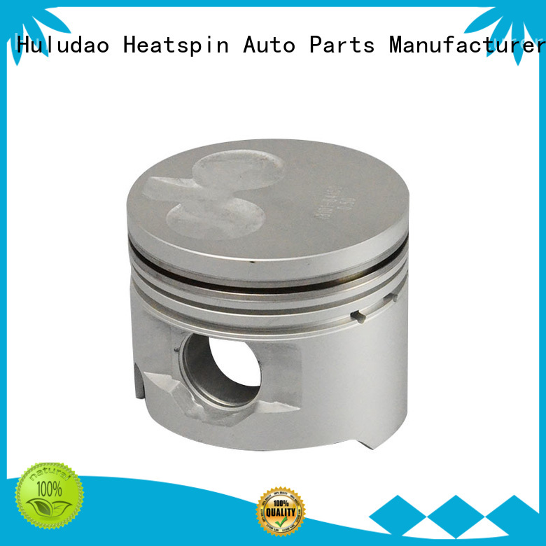 custom small engine piston tinned surface for toyota diesel engine