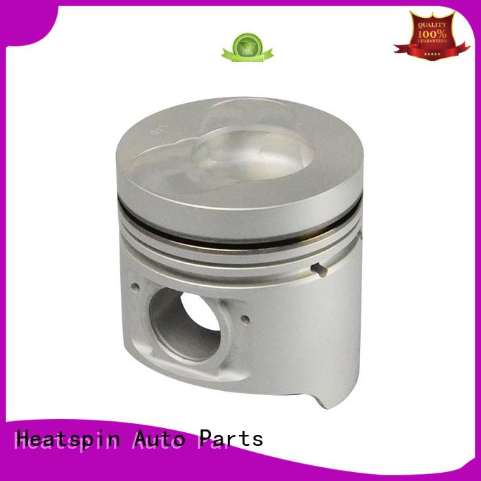 Heatspin Auto Parts tin plating piston auto wholesale for hino diesel engine