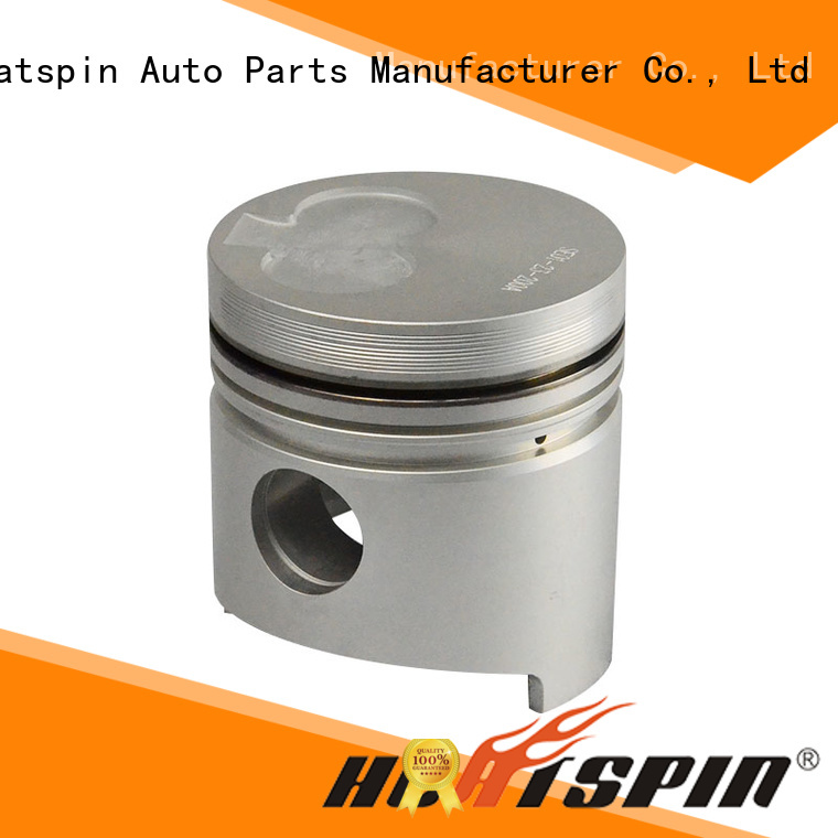 Heatspin Auto Parts engine piston material for busniess for mazda diesel engine