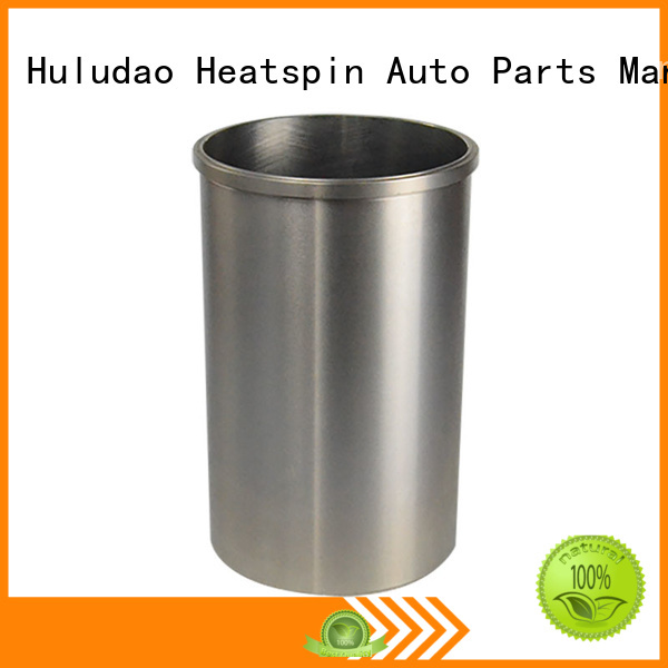 Heatspin Auto Parts cast cylinder liner sleeve manufacturer for sale