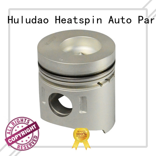 Heatspin Auto Parts tin plating MITSUBISHI Piston supplier for sale