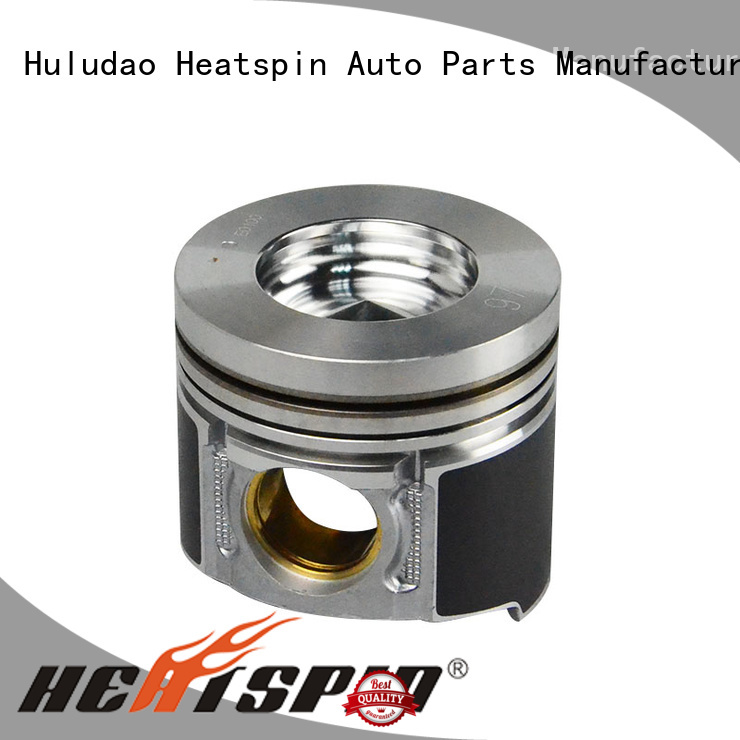 Heatspin Auto Parts professional piston auto factory fast delivery