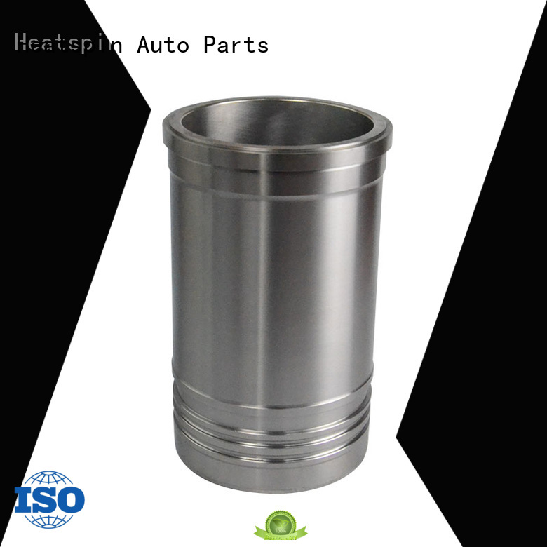 Heatspin Auto Parts iron cast iron cylinder sleeve with sealing rings accessory