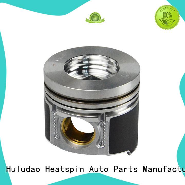 Heatspin Auto Parts tin plating HINO Piston supplier for hino diesel engine