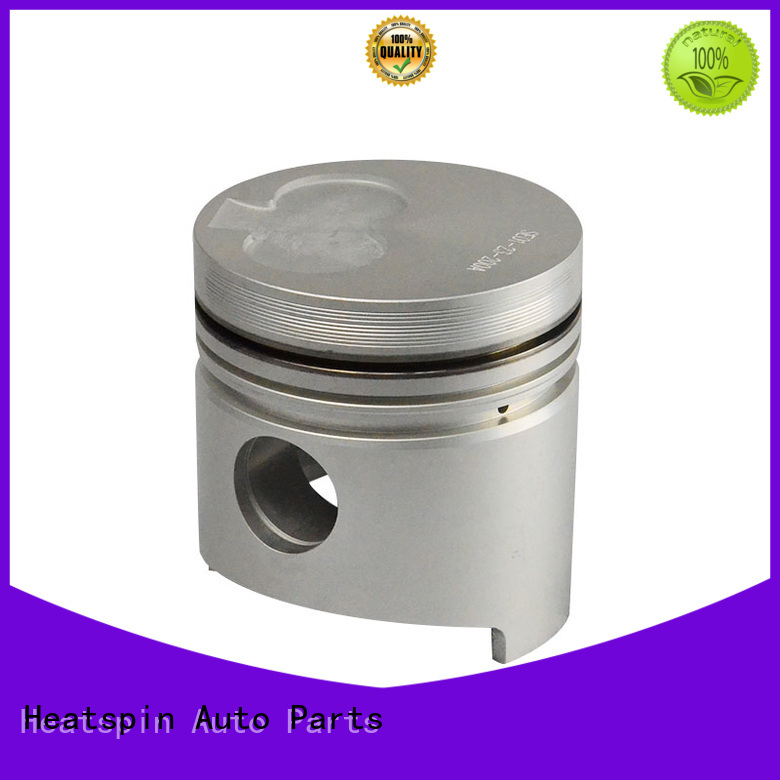 Heatspin Auto Parts popular piston and piston rings high performance for car