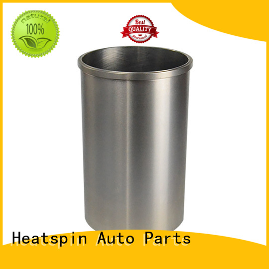 Heatspin Auto Parts steel cylinder sleeve material for busniess for hino diesel engine