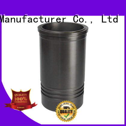 phosphated KOMATSU Cylinder Liner with a metal plate wholesale
