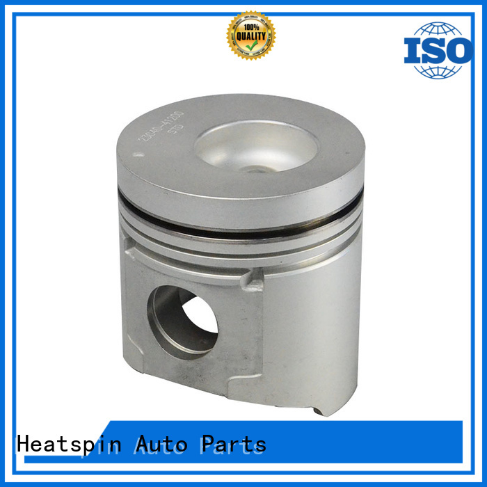 high quality forged aluminum pistons for busniess for hyundai diesel engine