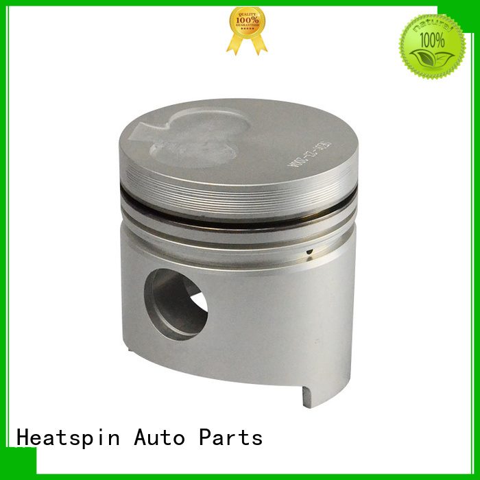 Heatspin Auto Parts forged application of piston maker for car