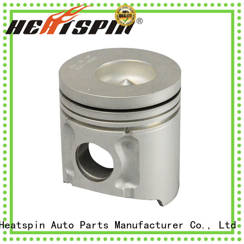 piston forged aluminum pistons online for hyundai diesel engine