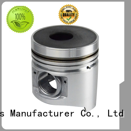Heatspin Auto Parts forged engine piston material online for mazda diesel engine