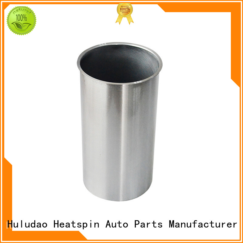 wet and dry cylinder liners with sealing rings for car Heatspin Auto Parts