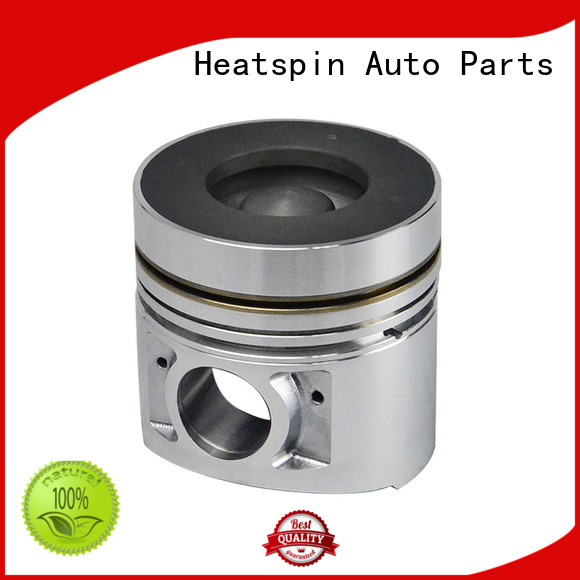 popular NISSAN Piston with oil gallery piston for nissan diesel engine