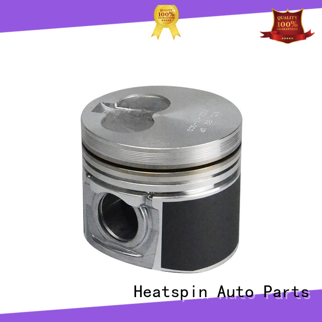 Heatspin Auto Parts latest how to make a piston factory fast delivery