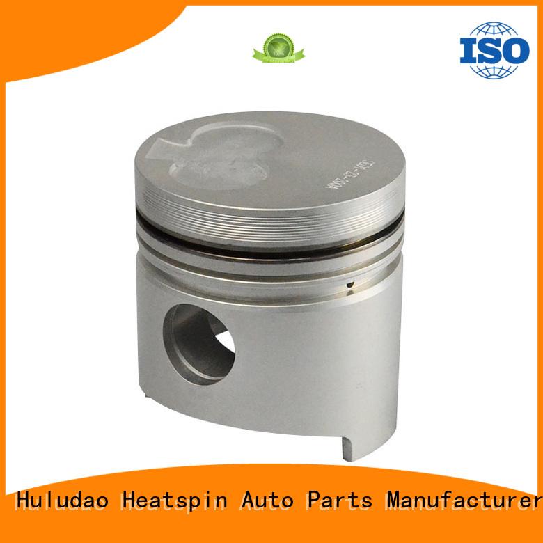 Heatspin Auto Parts piston and piston rings factory wholesale