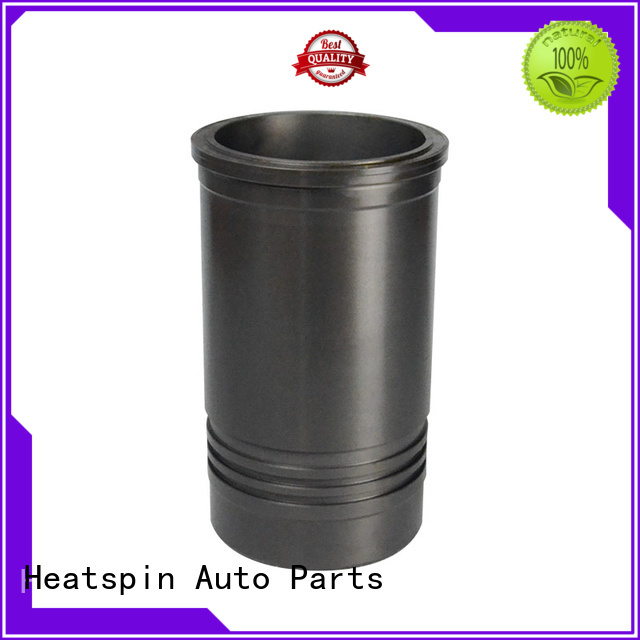 Heatspin Auto Parts engine cylinder sleeves factory for car