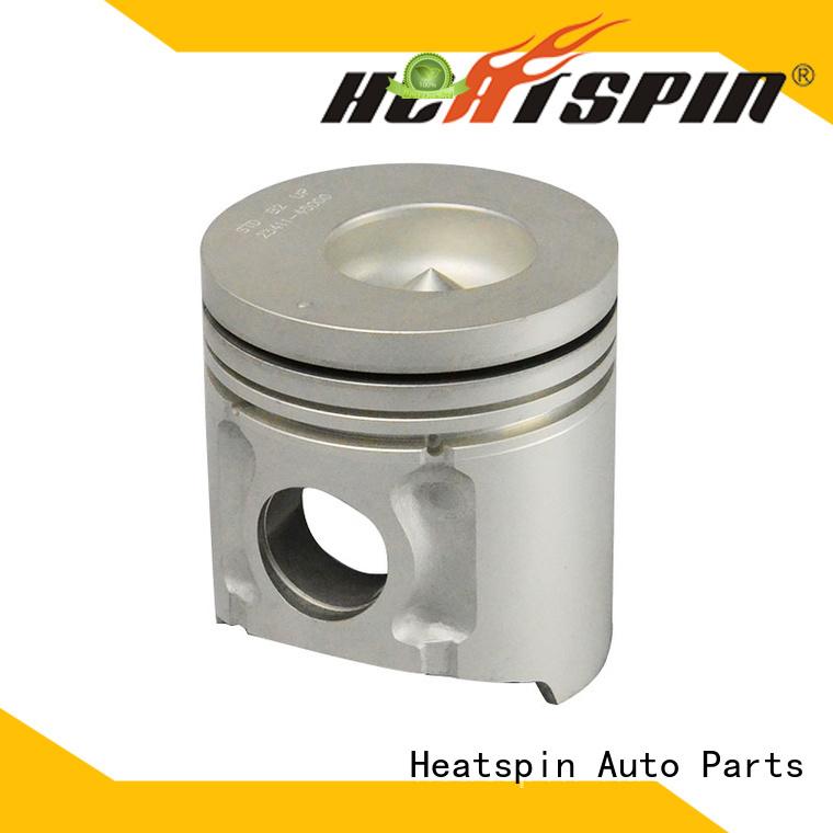Heatspin Auto Parts high end best pistons customization for hyundai diesel engine